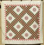 Lancaster County Pennsylvania 'WREATH Chain' Quilt